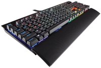 Corsair K70 LUX RGB Mechanical Gaming Keyboard (Cherry MX Brown) for PC Games