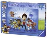 Ravensburger Paw Patrol: 100 Piece Puzzle - Pat's Team