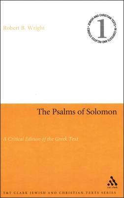 Psalms of Solomon image