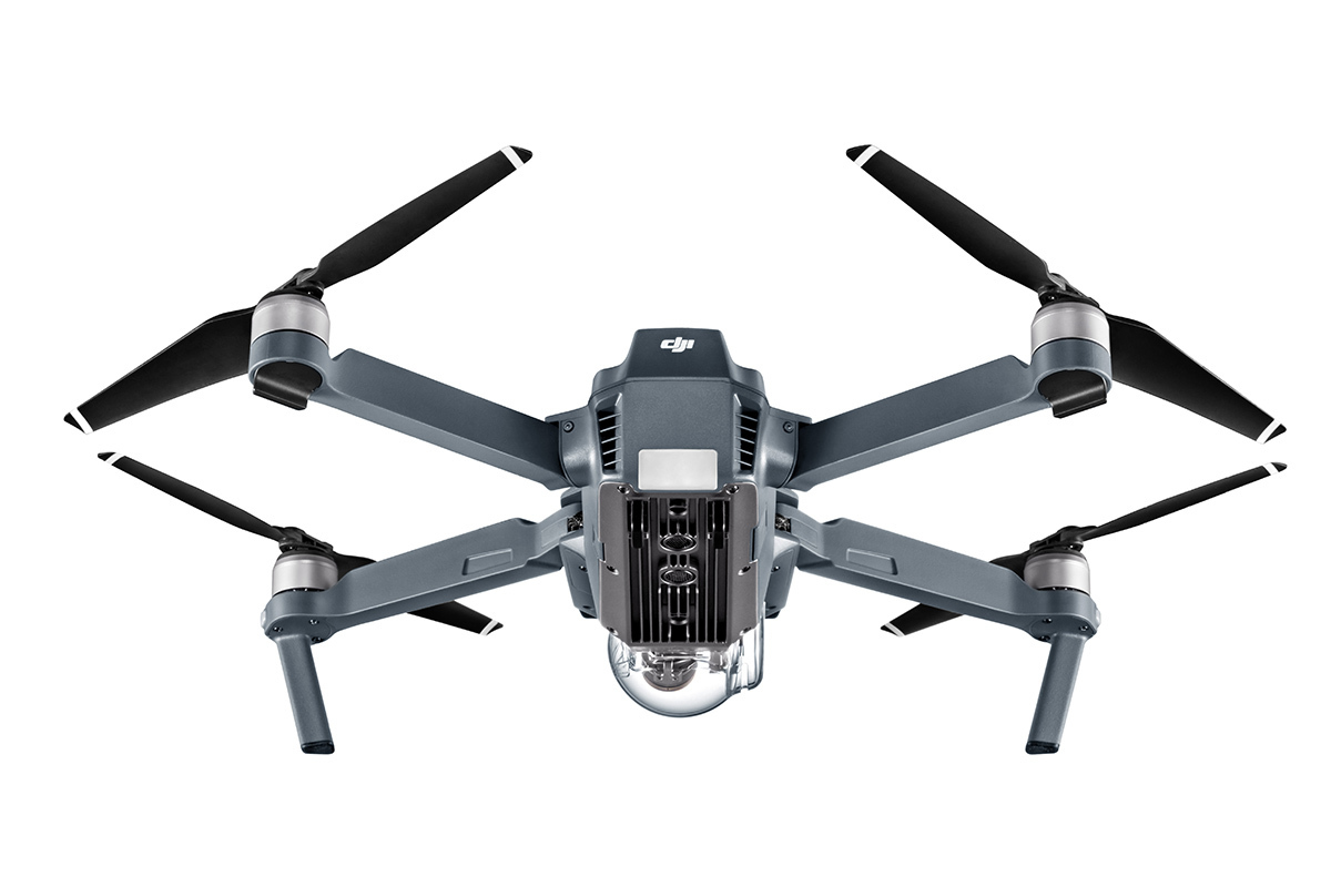 DJI Mavic Pro Quadcopter Fly More Combo image
