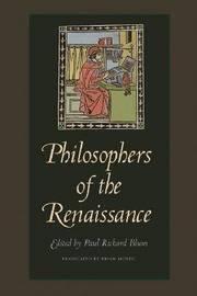 Philosophers of the Renaissance image