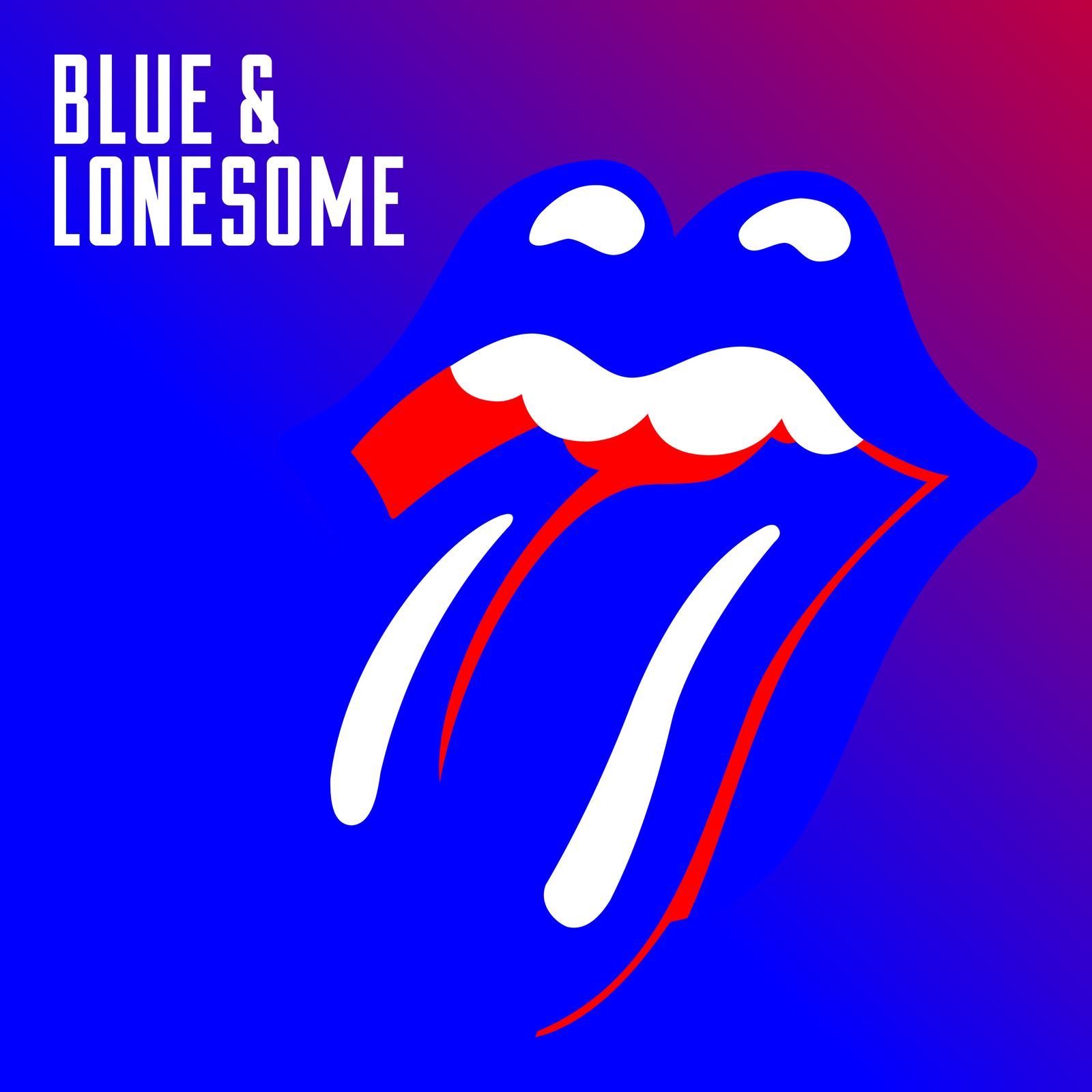 Blue & Lonesome - Standard Jewel Case by The Rolling Stones image