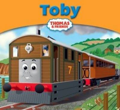 Thomas Library: Toby by (delete) Awdry image