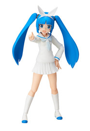 Ultimate! Nipako-chan - Figma Figure