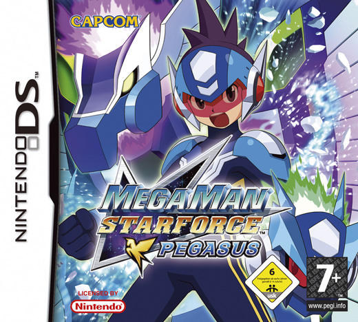 Mega Man Star Force: Pegasus for Nintendo DS image
