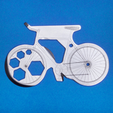 Thumbs Up: Bicycle Shaped Multi Tool