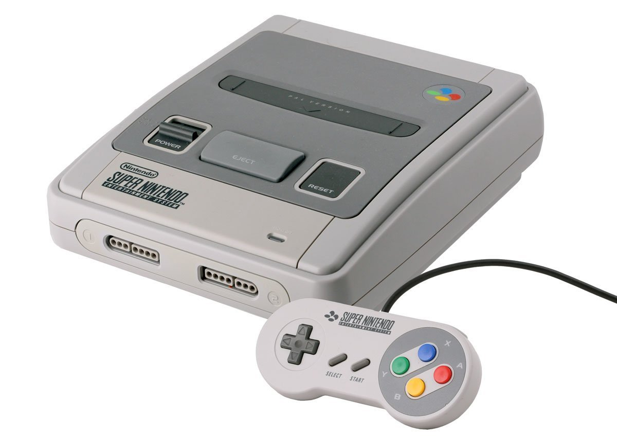 Nintendo SNES Classic Edition Console screenshot