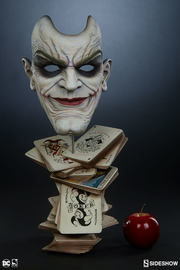 DC Comics: Joker Face of Insanity - Life-Size Bust