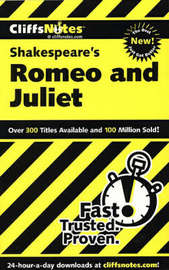 "Notes on Shakespeare's ""Romeo and Juliet"" by Gary Carey"