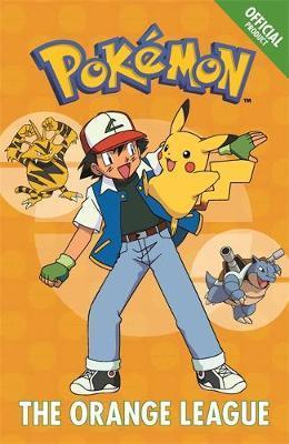 The Official Pokemon Fiction: The Orange League by Pokemon