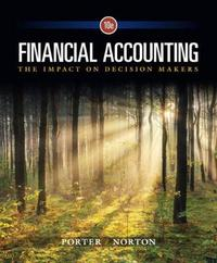 Financial Accounting by Curtis L Norton