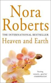 Heaven and Earth (Three Sisters Island #2) by Nora Roberts image