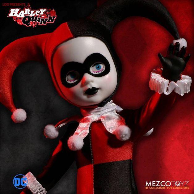 Living Dead Dolls: Harley Quinn Doll