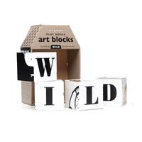 Wee Gallery: Art Blocks - Wild