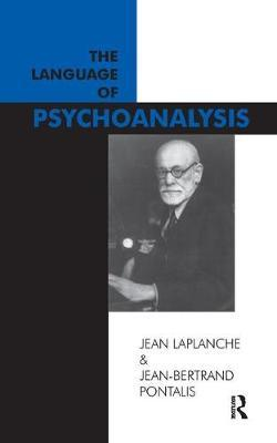 The Language of Psychoanalysis by Jean Laplanche