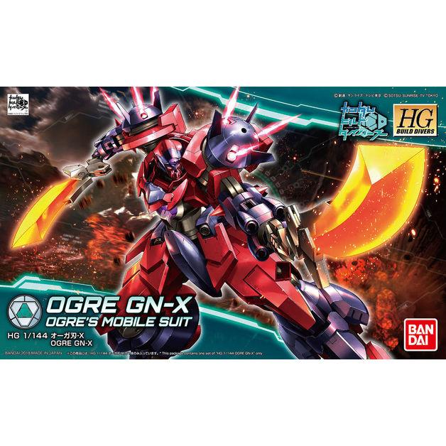 HGBD 1/144 Ogre GN-X - Model kit