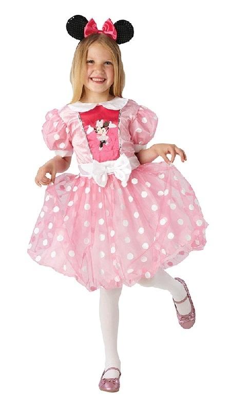 Disney: Minnie Mouse Glitz - Pink Dress (Medium) image