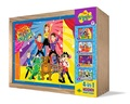 The Wiggles: 4-in-1 Wooden Jigsaw Puzzle