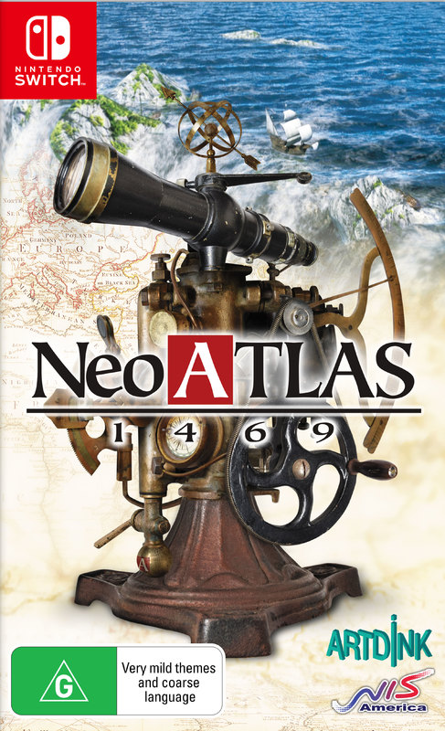 Neo Atlas 1469 for Switch