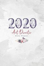 2020 Art Director Diary Planner by Elizabeth Riley