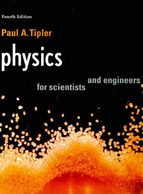 Physics for Scientists and Engineers: International Edition by Paul A Tipler image