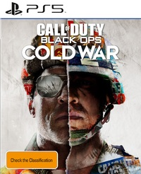 Call of Duty Black Ops: Cold War for PS5