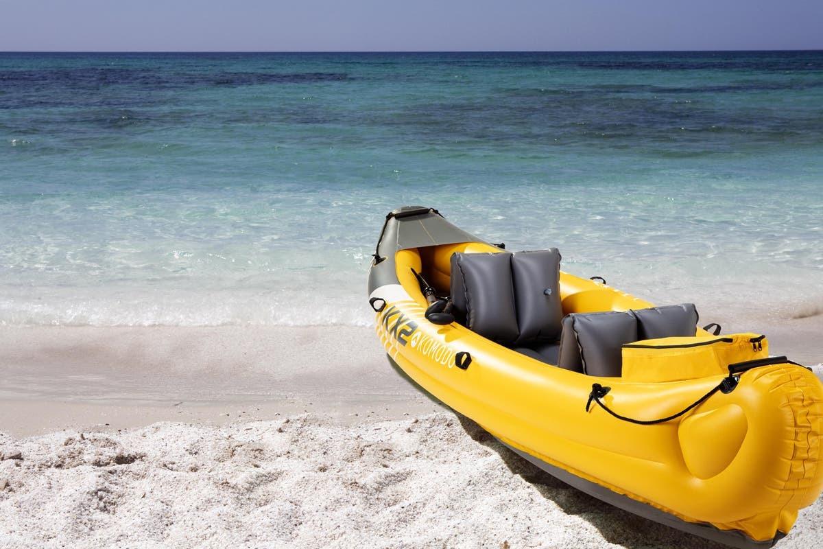 Komodo KX2 Inflatable Kayak image