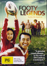 Footy Legends on DVD