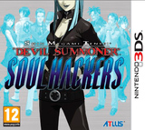 Shin Megami Tensei Devil Summoner: Soul Hackers for Nintendo 3DS
