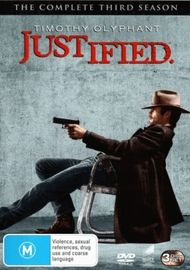 Justified - Season 3 on DVD