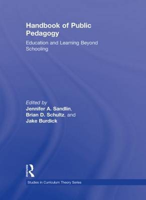 Handbook of Public Pedagogy image