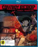 Cowboy Bebop: The Movie on Blu-ray