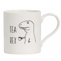 General Eclectic Mug - Tea Rex