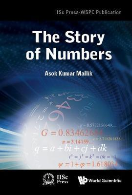Story Of Numbers, The by Asok Kumar Mallik