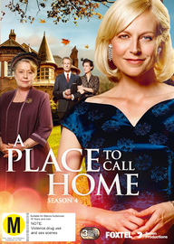 A Place To Call Home - Season 4 on DVD image