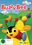 Buzzy Bee And Friends DVD