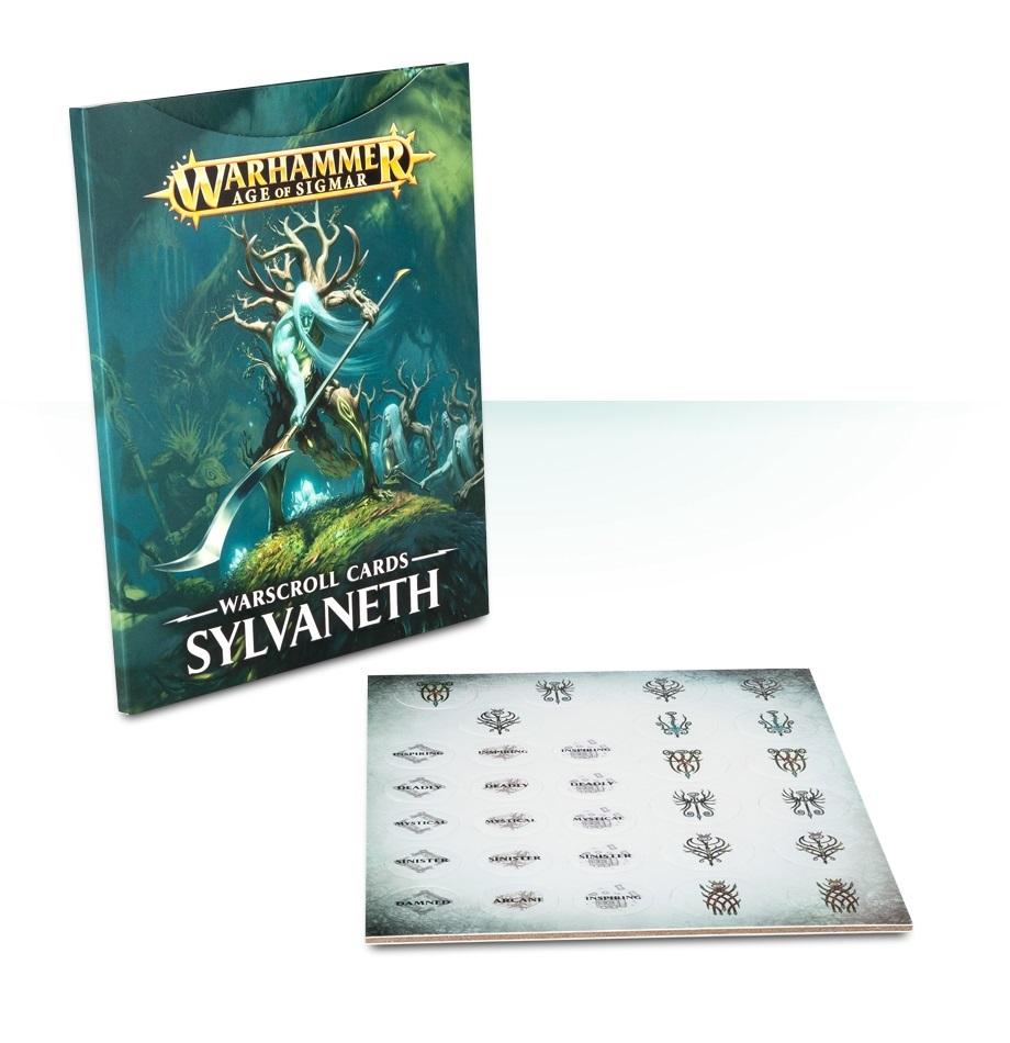 Warhammer Age of Sigmar: Warscrolls - Sylvaneth image