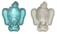 Disney: Dumbo (Blue & Grey) - Hikari XS Vinyl Figure 2-Pack