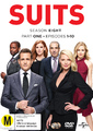 Suits: Season 8 Part 1 on DVD
