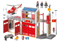 Playmobil: Action City - Fire Station (9462)