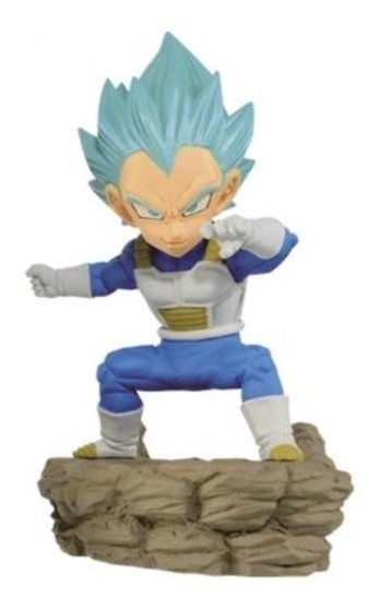 Dragon Ball: Super Saiyan Blue Vegeta - PVC Figure