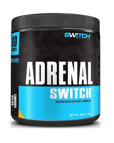 Adrenal Switch Support Formula - Salted Caramel (60 Serves)