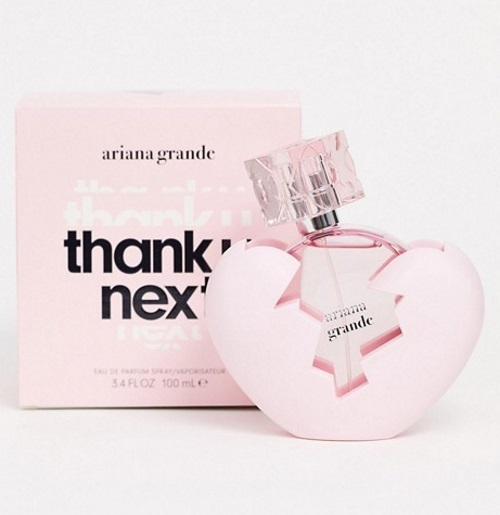 Ariana Grande: Thank U Next Perfume - (EDP, 100ml)