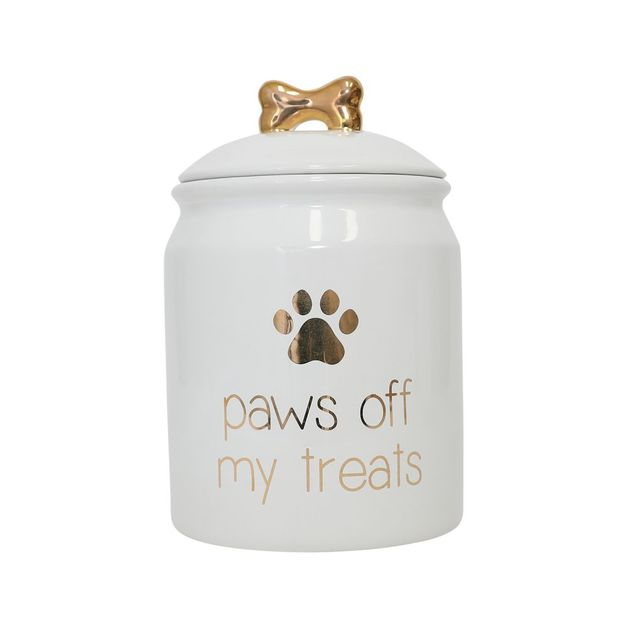 Splosh: Pet Paws Off Treat Jar