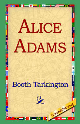 Alice Adams by Deceased Booth Tarkington image