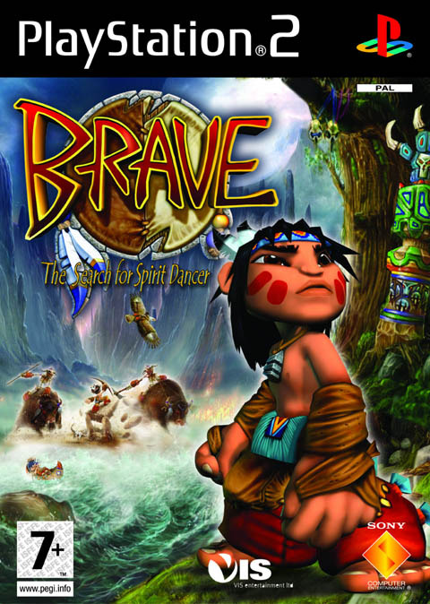 Brave: The Search for Spirit Dancer for PlayStation 2