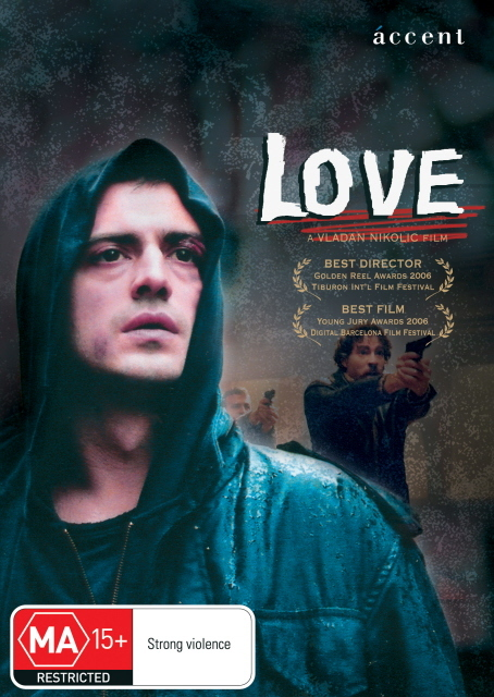 Love on DVD