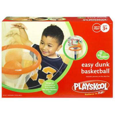 Playskool Easy Dunk Basket Ball