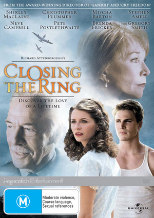 Closing The Ring on DVD