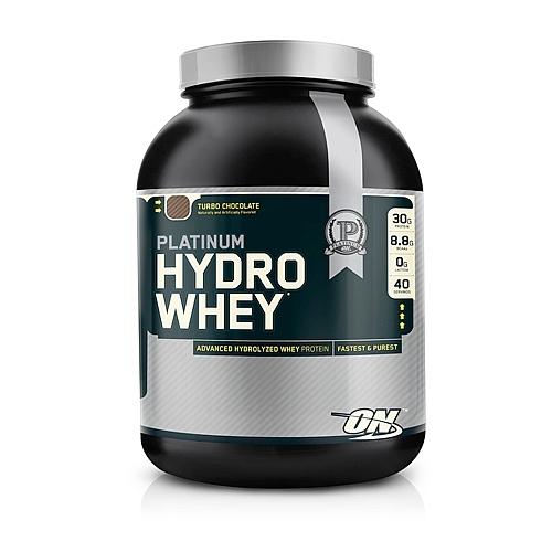 Optimum Nutrition Platinum Hydrowhey - Chocolate (1.59kg) image
